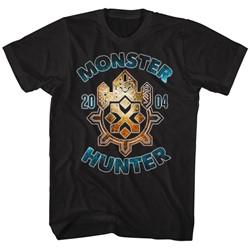 Monster Hunters Mens Monster Hunter T-Shirt