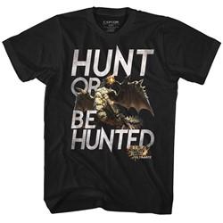 Monster Hunters Mens Hunt T-Shirt