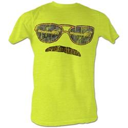 Magnum P.I. Mens Da Glasses T-Shirt