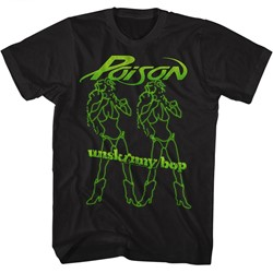 Poison Mens Unskinny Bop Girls T-Shirt