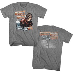 Quiet Riot Mens Metal Health Tour T-Shirt