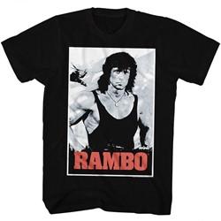 Rambo Mens Rambo T-Shirt