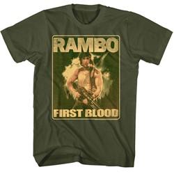 Rambo Mens Lil Ramblins T-Shirt