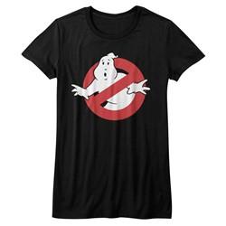 Ghostbusters Womens Symbol T-Shirt