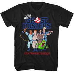 Ghostbusters Mens Group3 T-Shirt