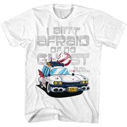 Ghostbusters Mens Aintafraid T-Shirt