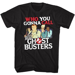 Ghostbusters Mens Call Em T-Shirt