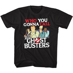 Ghostbusters Unisex-Child Call Em T-Shirt