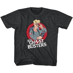Ghostbusters Unisex-Child Egon T-Shirt
