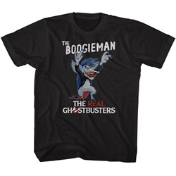 Ghostbusters Unisex-Child The Boogeyman T-Shirt