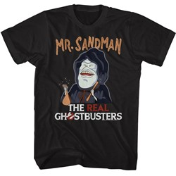 Ghostbusters Mens Mr. Sandman T-Shirt