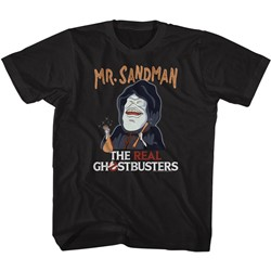 Ghostbusters Unisex-Child Mr. Sandman T-Shirt