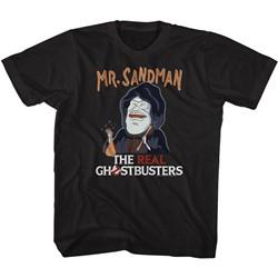 Ghostbusters Unisex-Child Mr. Sandman T-Shirt