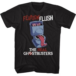 Ghostbusters Mens Fearsome Flush T-Shirt