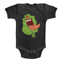 Ghostbusters Unisex-Baby Slimer Onesie