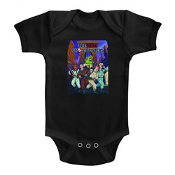 Ghostbusters Unisex-Baby Poster-Ish Onesie