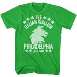 Rocky Mens White Stallionish T-Shirt