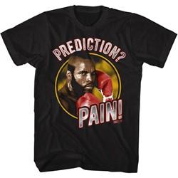 Rocky Mens Pain Prediction T-Shirt