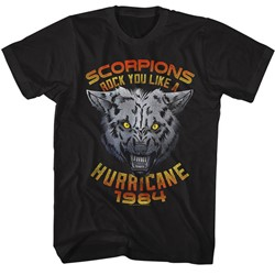 Scorpions Mens Wolf T-Shirt