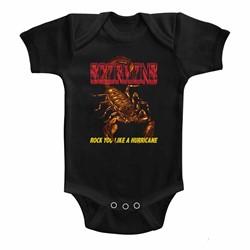 Scorpions Unisex-Baby Irl Onesie