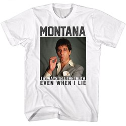 Scarface Mens Montana T-Shirt