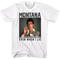 Scarface Mens Montana T-Shirt