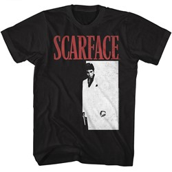 Scarface Mens Meng T-Shirt