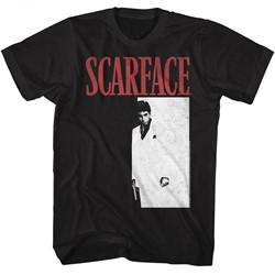 Scarface Mens Meng T-Shirt