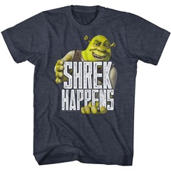 Shrek Mens Happens T-Shirt