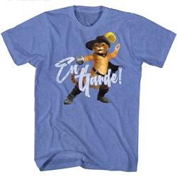 Shrek Mens En Guarde T-Shirt