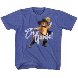 Shrek Unisex-Child En Guarde T-Shirt