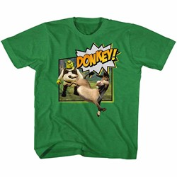 Shrek Unisex-Child Donkey! T-Shirt
