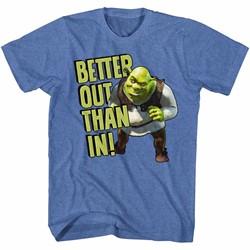 Shrek Mens Better Out T-Shirt