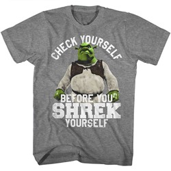 Shrek Mens Shrek Urself T-Shirt
