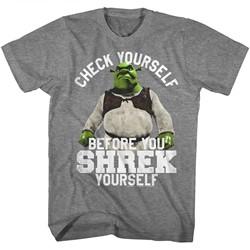 Shrek Mens Shrek Urself T-Shirt