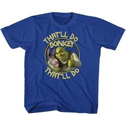 Shrek Unisex-Child That'Ll Do T-Shirt