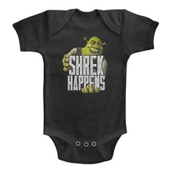 Shrek Unisex-Baby Happens Onesie