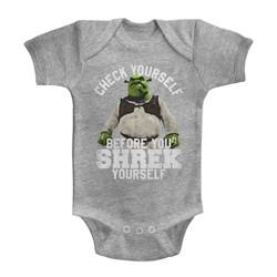 Shrek Unisex-Baby Shrek Urself Onesie
