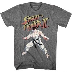 Street Fighter Mens Ryu T-Shirt