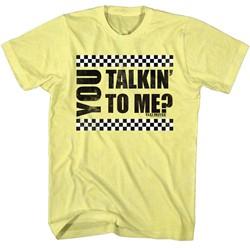 Taxi Driver Mens You Talkin' To Me? T-Shirt