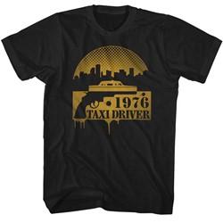 Taxi Driver Mens 1976 Taxi Driver T-Shirt