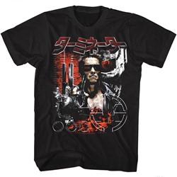 Terminator Mens Collageinator T-Shirt
