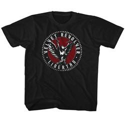Velvet Revolver Unisex-Child Libertad T-Shirt