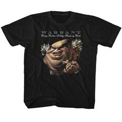 Warrant Unisex-Child Drfsr T-Shirt