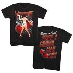 Warrant Mens Cherry Pie T-Shirt