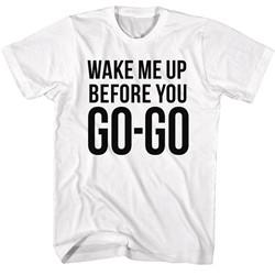Wham Mens Go-Go T-Shirt