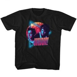 Wham Unisex-Child Mi-Wham-I Vice T-Shirt