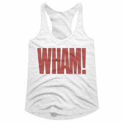 Wham Womens Wham Racerback Tank Top