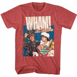 Wham Mens Chrimuh T-Shirt