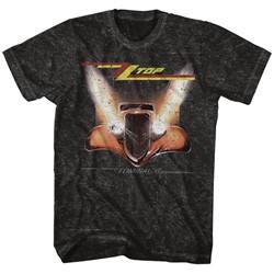 ZZ Top Mens Eliminatorer T-Shirt